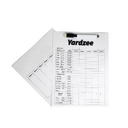 Yardzee Scorecard