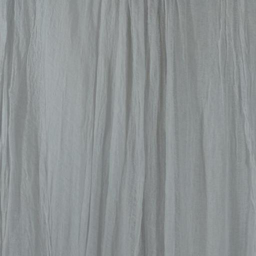Soft Grey Cheesecloth 14' Runner