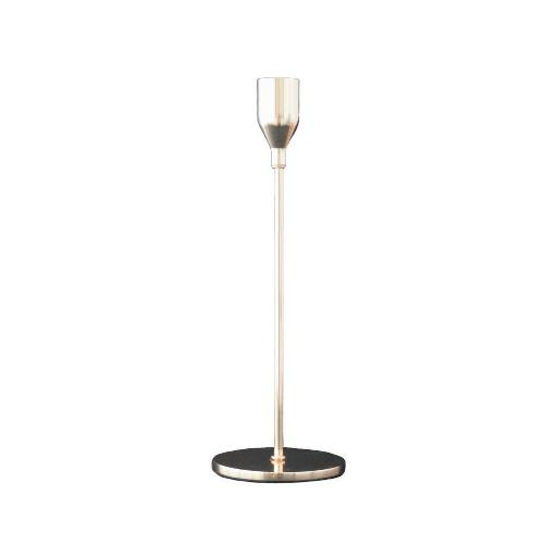 Gold Taper Candle Holder - Tall