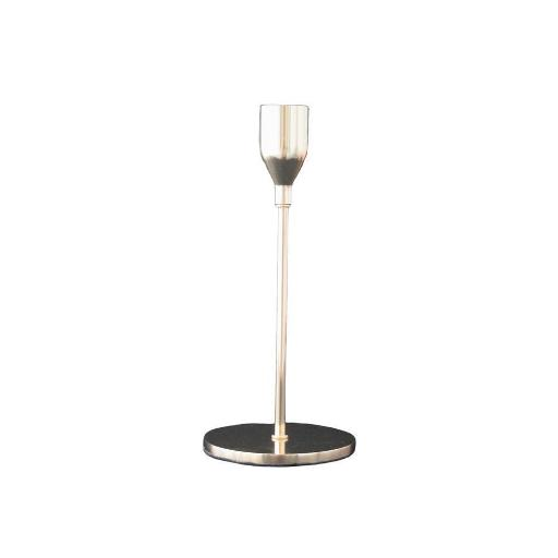 Gold Taper Candle Holder - Small