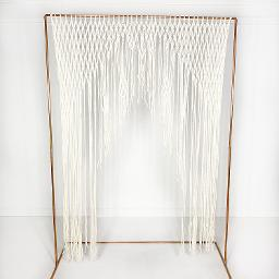 Macrame Backdrop 5'x7'