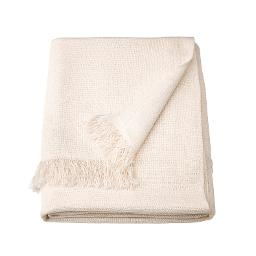 Knit Throw - Beige