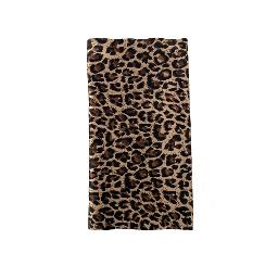 Cheetah Satin Napkin
