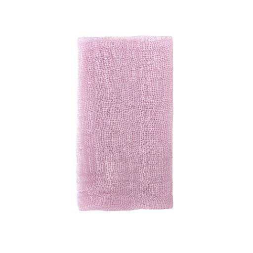 Pink Cheesecloth Napkin